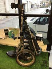Sun Mountain Speed Cart 3-Wheel Golf Push/Pull Cart