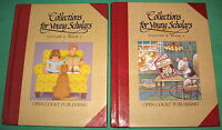 Collections For Young Scholars Volume 2 Books 1, 2 Open Court 1995 HB 0812622480