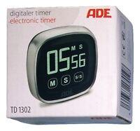 Ade TD 1302 Digitaler Timer / Küchen-Timer / Eier-Uhr / Stoppuhr