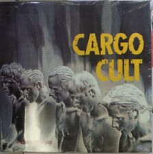 Rock Sealed! Lp Cargo Cult Concrete Island On Public