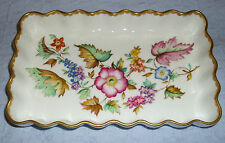 Abbeydale Bone China - Floral Spray -Footed Bonbon Dish,Absolutely Immaculate