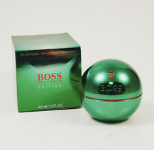 HUGO BOSS In Motion Edition green 40ml EDT Eau de Toilette Spray NEU/OVP