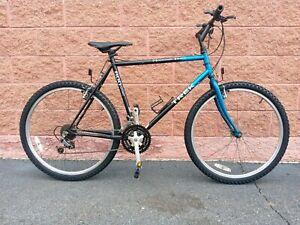 Vintage Trek Mountain Track 800 Mountain Bicycle