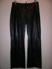 WILSON'S LEATHER WOMANS BLACK PANTS Size 10