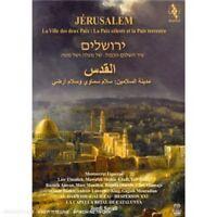 Jordi Savall - Jerusalem [New SACD] Hybrid SACD