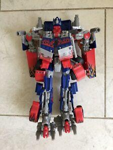 Transformer Mech Leader Optimus Prime Revenge of the Fallen Toy