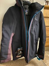SALOMON Whitezone Jacket - Small Mens