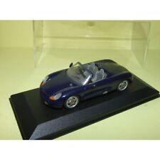 PORSCHE BOXSTER S Bleu Concept Car MINICHAMPS 1:43