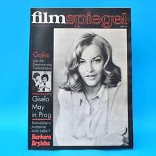 DDR Filmspiegel 11/1974 Barbara Brylska Gojko Mitic Gisela May Otto Mellies