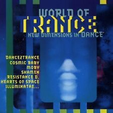 World of transe-New dimensions dans Dance (1993) Illuminate, Moby, Humate, Cosmic