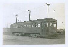 Vintage  Indianapolis Railway Co. car 962