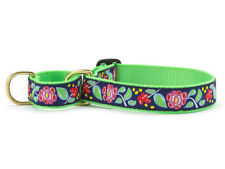 NWT Up Country Posey Martingale Dog Collar - Choose Size