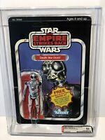 AFA 85 Star Wars 1980 Death Star Droid ESB 41-back-A (C85 B85 F85) CLEAR NM+