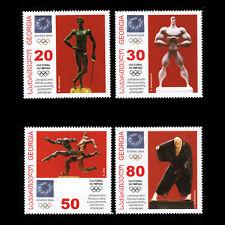 Georgia 2004 - Olympic Games - Athens, Greece - Sc 348/51 MNH