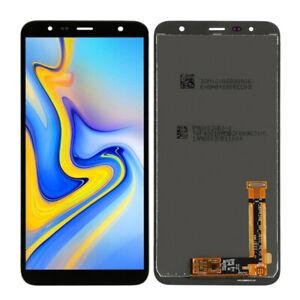 DISPLAY LCD SAMSUNG GALAXY J6+ PLUS 2018 SM-J610 FN TOUCH SCREEN VETRO NERO