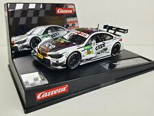 Slot car Scalextric Carrera Evolution 27499 BMW M4 DTM M.Wittmann #32