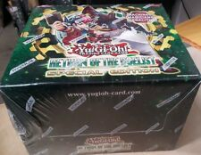 YU-GI-OH! RETURN OF THE DUELIST SPECIAL EDITION FACTORY SEALED BOX