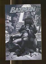 Batman  Nr.  10  Variant  lim. 777 Ex., signiert Bianchi  Panini Comics  TOP