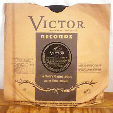 Art Jarrett You Can't Hold A Memory In Your Arms / Apple Tree 78 Victor CLEAN E+