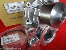 Subaru Water Pump Kit WRX Impreza STi EJ205 EJ207 EJ255 EJ257 3 Pipe OEM