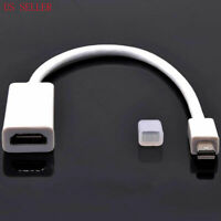 Mini Display Port Thunderbolt DP To HDMI Adapter Cable For Mac Macbook Pro Air