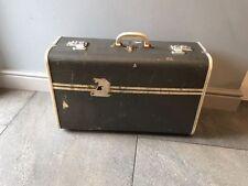 Grey Vintage Suitcases Travel Accessories