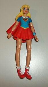 "DC Comics Super Heroes Girls 6"" Action Figure - Super Girl - Mattel"