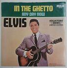"""Elvis Presley In The Ghetto Single 7"""" USA 1977 limitado """"Collectors' Series"""""""