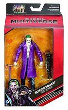 Mattel DC Comics Multiverse Suicide Squad Figure Joker 6inch