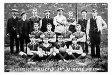 pt6053 - Liversedge Colliery AFC ( Reserves ) 1908-09 , Yorkshire - photo 6x4