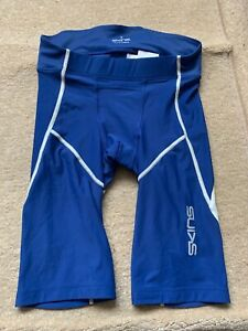 Skins DNamic Shorts Blue/white