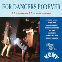 FOR DANCERS FOREVER Various Artists - New & Sealed Northern Soul CD (Kent) 60s