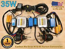 HI-LOW BEAM H13 9008 35W Canbus X31 HID Bi-XENON Slim BALLAST For CHEVROLET MAR