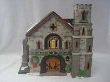 """Department 56 """"WHITTLESBOURNE CHURCH"""" Dickens' Village Series 1994"""