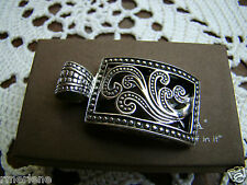 Pendant S1744 Retired! Silpada Sterling Silver Paisley