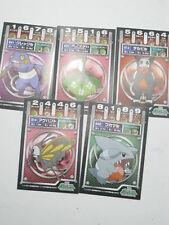 Game Pokemon Diamond & Pearl Sticker Seal Ramune NEO Pack Set J Japan enSky