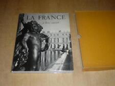 [PHOTOGRAPHIE]  P. SEGHERS / LA FRANCE A LIVRE OUVERT EO 1954 Doisneau Ronis &c.