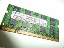 Samsung Notebook Memory 2Rx8 PC2-6400S 2 GB 800MHz DDR2 Non-ECC M470T5663QZ3-CF7