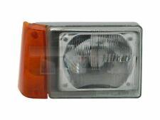 For FIAT Panda I Hatchback 14 1980-2004 Headlight Right Orange 7567156