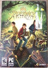 The Spiderwick Chronicles PC Game, Windows XP/Vista, Brand New