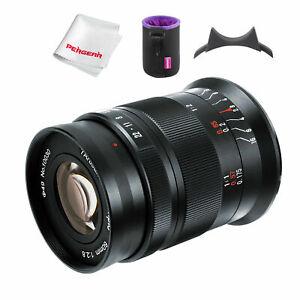 7artisans 60mm F2.8 II V2.0 Macro APS-C Manual Focus Lens Widely for Fuji Camera