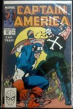 Captain America #364; Grading: NM-