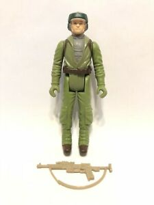 VINTAGE 1983 STAR WARS ENDOR REBEL COMMANDO - V4 RIFLE - CHINA - NEAR MINT