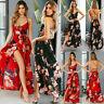 Women Summer Boho Evening Dresses Party Cocktail Long Maxi Dress Beach Sundress