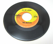 Vtg Beatles Record  ALL MY LOVING THE BEATLES Capitol Canada 72144