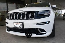 2012-2016 Jeep Grand Cherokee SRT - Removable Front License Plate Bracket