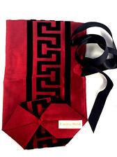 Caroline Hallak Beverly Hills Greece Collection Wine/ Champagne Fabric Gift Bag