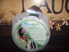 1 Febreze Scentstories Disc EXPLORING A MOUNTAIN TRAIL GREEN fits Yankee Candle