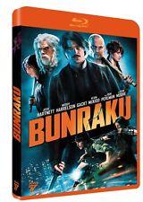 """Blu-ray neuf sous blister """"BUNRAKU"""""""