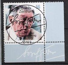 Bund 2273 ,  Eckrandstück mit Berliner ESST Stempel
